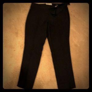 Michael Kors belted dress pants